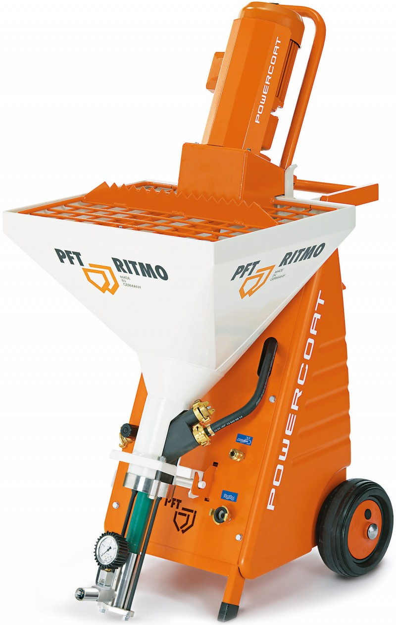 ritmo powercoat 230v pft uk