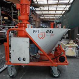 used second pft machine sale uk rotherham