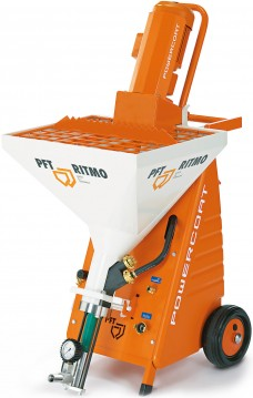 ritmo powercoat 110v pft uk